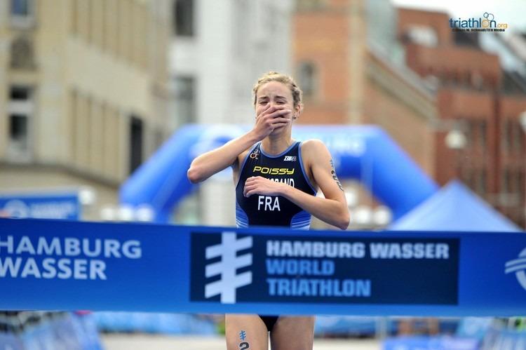 Itu World Triathlon Hamburg Ergebnisse 2018 Sieg Für Mola Und