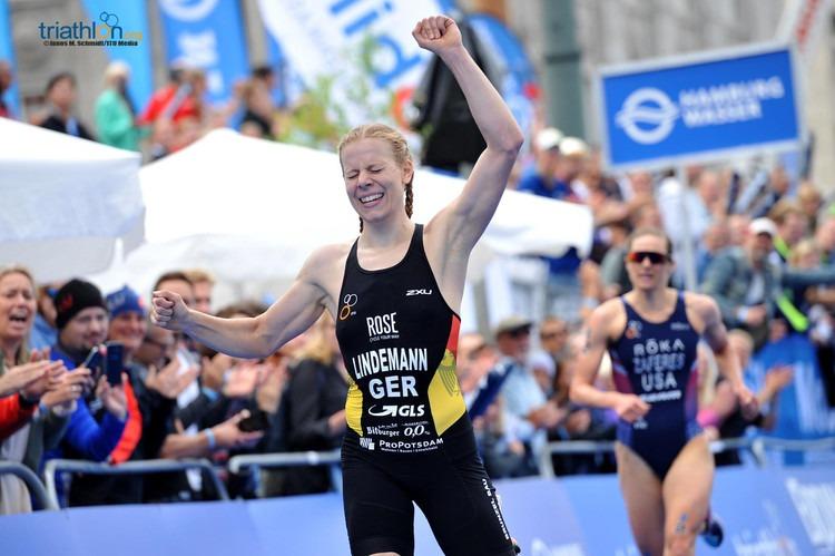 Itu Triathlon Hamburg Ergebnisse 2017 Lindemann Auf Dem Podest